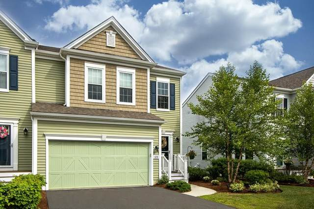 125 Stonehaven Dr, Weymouth, MA 02190 (MLS #72702475) :: The Duffy Home Selling Team