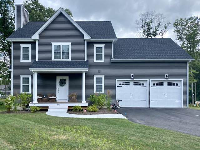 7 Logan Ct, Seekonk, MA 02771 (MLS #72702477) :: Anytime Realty