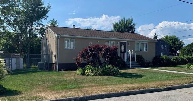 9 Roosevelt St, Fall River, MA 02724 (MLS #72702511) :: EXIT Cape Realty