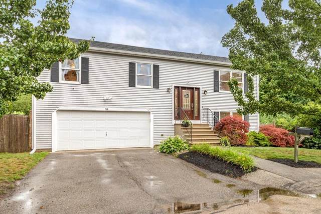 54 Hillcrest Ave, Beverly, MA 01915 (MLS #72702514) :: The Gillach Group