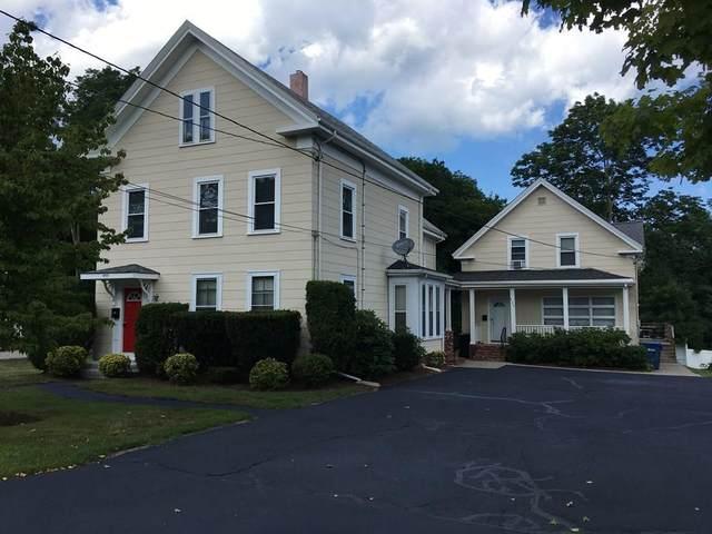495 Main Street, Bridgewater, MA 02324 (MLS #72702552) :: The Duffy Home Selling Team