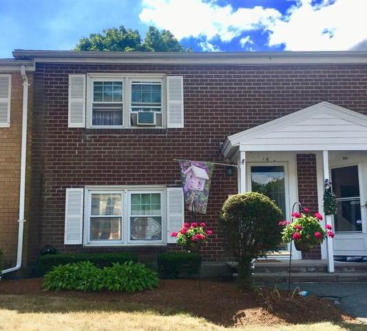16 Trudy Ter #16, Brockton, MA 02301 (MLS #72702561) :: The Duffy Home Selling Team