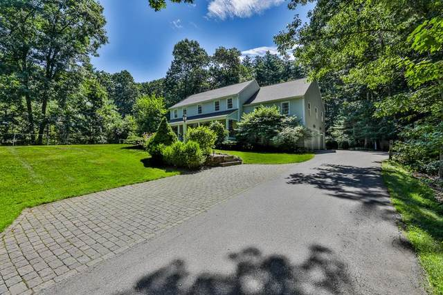 23 Great Pond Dr, Boxford, MA 01921 (MLS #72702602) :: The Gillach Group