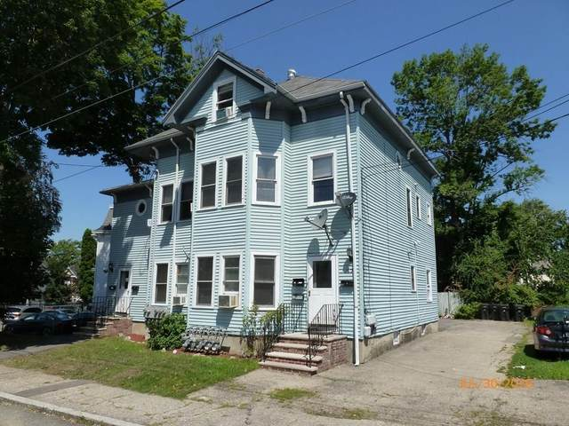 47 4Th Ave, Haverhill, MA 01830 (MLS #72702633) :: The Gillach Group