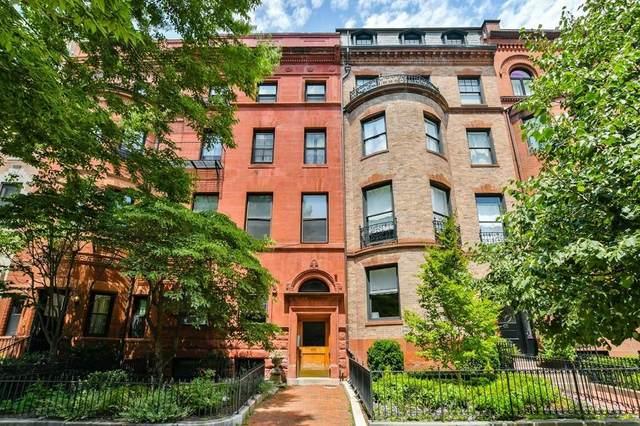 478 Beacon Street #1, Boston, MA 02115 (MLS #72702708) :: Berkshire Hathaway HomeServices Warren Residential