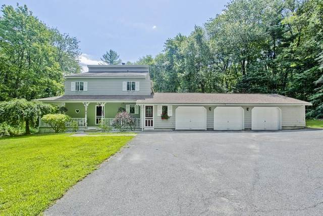 258 Hillside Rd, Southwick, MA 01077 (MLS #72702734) :: The Gillach Group