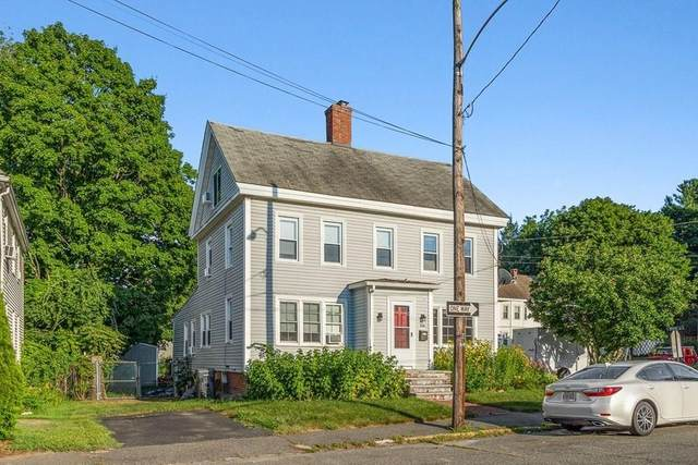 22 South Chestnut, Haverhill, MA 01835 (MLS #72702762) :: The Gillach Group