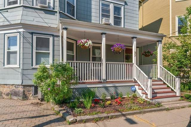 37 Paul Gore St #1, Boston, MA 02130 (MLS #72702821) :: Berkshire Hathaway HomeServices Warren Residential