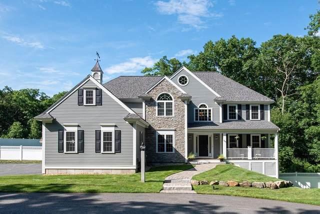 38-B Pinehurst Dr, Boxford, MA 01921 (MLS #72702823) :: The Duffy Home Selling Team