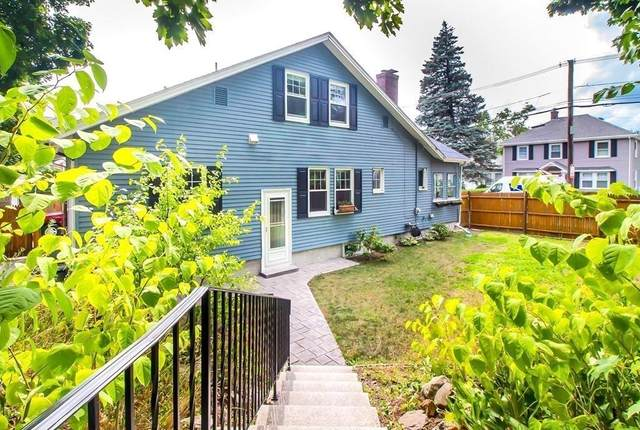 430 Beale, Quincy, MA 02169 (MLS #72703168) :: Maloney Properties Real Estate Brokerage