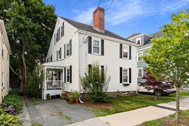 46 Winthrop St #46, Salem, MA 01970 (MLS #72703169) :: Berkshire Hathaway HomeServices Warren Residential