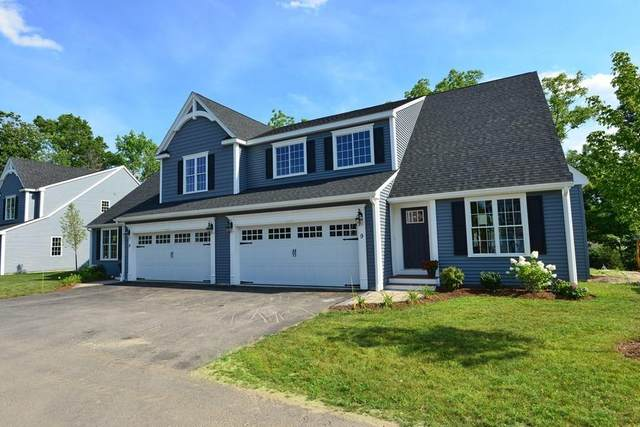 9 Cain Circle #9, Southborough, MA 01772 (MLS #72703170) :: Berkshire Hathaway HomeServices Warren Residential