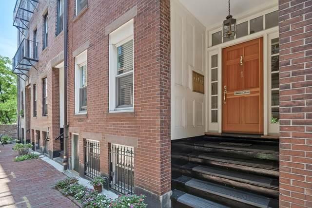 1 Goodwin Pl. #1, Boston, MA 02114 (MLS #72703247) :: Berkshire Hathaway HomeServices Warren Residential