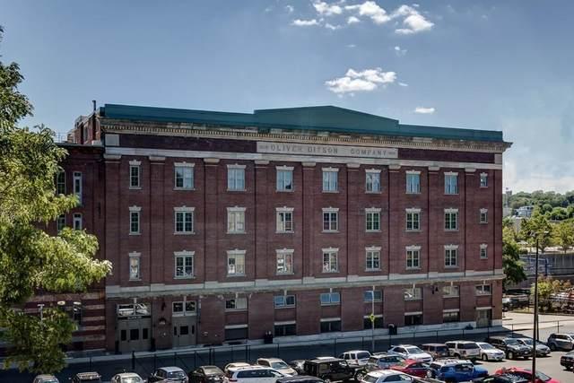 156-168 Terrace St #411, Boston, MA 02120 (MLS #72703292) :: Walker Residential Team