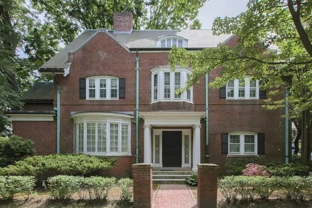 12 Worthington Rd, Brookline, MA 02446 (MLS #72703671) :: Berkshire Hathaway HomeServices Warren Residential