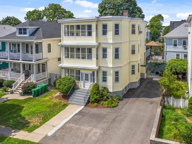 1126 Fellsway #3, Medford, MA 02155 (MLS #72703694) :: Berkshire Hathaway HomeServices Warren Residential