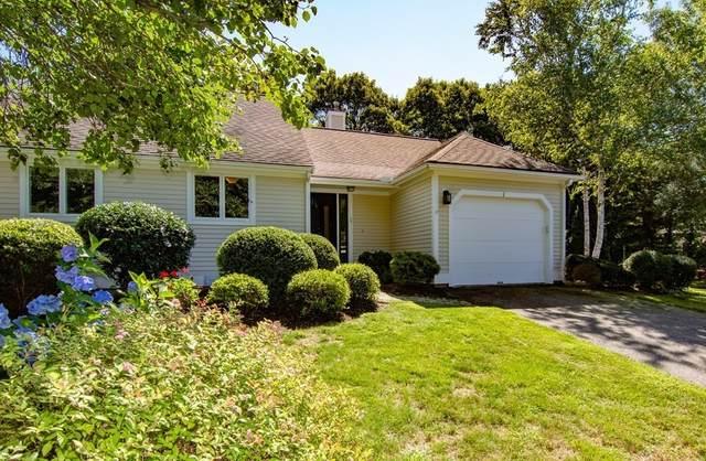 1 Upland Circle #98, Mashpee, MA 02649 (MLS #72703699) :: Berkshire Hathaway HomeServices Warren Residential