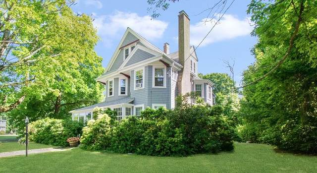 19 Highland St., Sharon, MA 02067 (MLS #72703709) :: Berkshire Hathaway HomeServices Warren Residential
