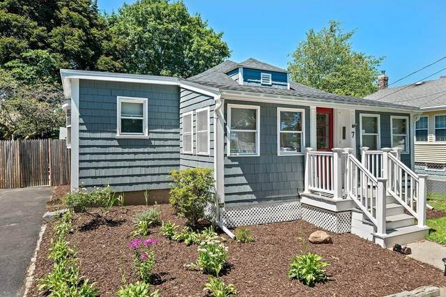 7 Utica St, Quincy, MA 02169 (MLS #72703715) :: Berkshire Hathaway HomeServices Warren Residential