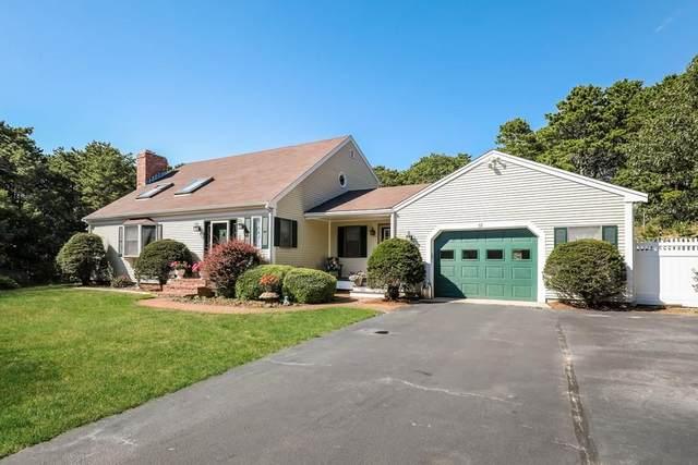 32 Hopkins Way, Truro, MA 02666 (MLS #72703757) :: Berkshire Hathaway HomeServices Warren Residential