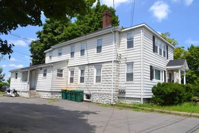 28 Oakland St, Mansfield, MA 02048 (MLS #72703768) :: Berkshire Hathaway HomeServices Warren Residential