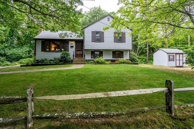 85 Nantucket Ave, Yarmouth, MA 02664 (MLS #72703801) :: Berkshire Hathaway HomeServices Warren Residential
