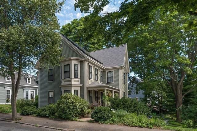 32 Abbott St, Beverly, MA 01915 (MLS #72703809) :: Berkshire Hathaway HomeServices Warren Residential