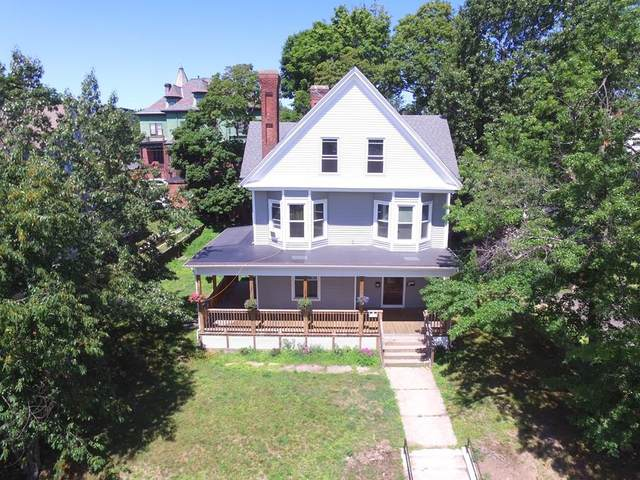 235 Oak Street, Holyoke, MA 01040 (MLS #72703822) :: Berkshire Hathaway HomeServices Warren Residential