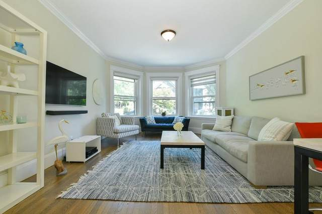 87 Mason Ter #3, Brookline, MA 02446 (MLS #72703858) :: Westcott Properties