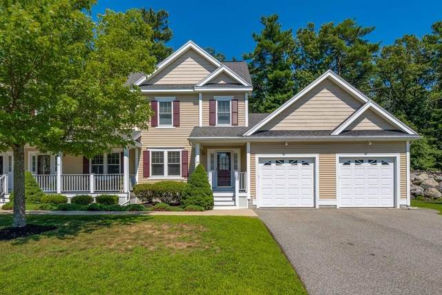 102 Central St 4D, Saugus, MA 01906 (MLS #72703864) :: Berkshire Hathaway HomeServices Warren Residential