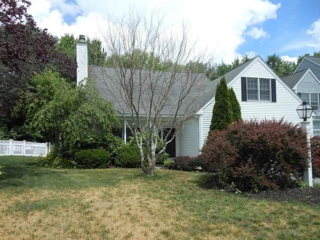 15 Pintail Rd #15, Walpole, MA 02081 (MLS #72703873) :: Westcott Properties
