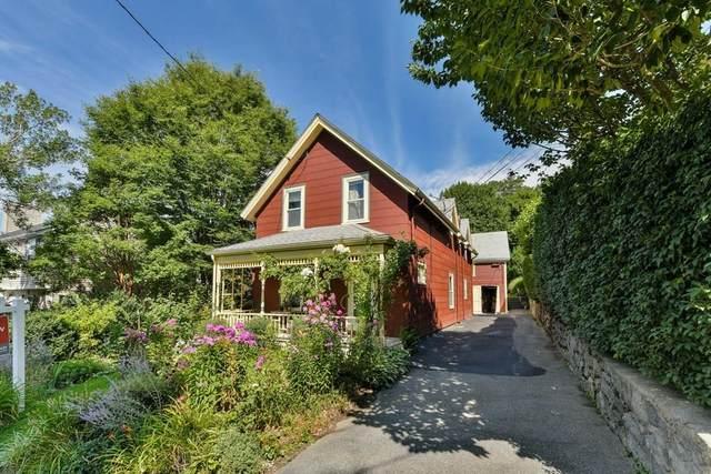 29 Westmount Ave, Boston, MA 02132 (MLS #72703903) :: Berkshire Hathaway HomeServices Warren Residential