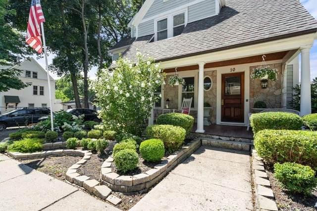 10 Ashfield St, Boston, MA 02131 (MLS #72703915) :: Berkshire Hathaway HomeServices Warren Residential