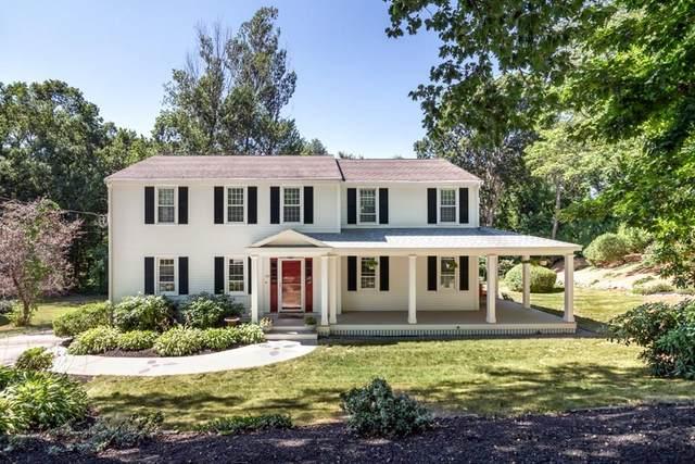 60 Old Pasture Rd, Cohasset, MA 02025 (MLS #72703929) :: Westcott Properties