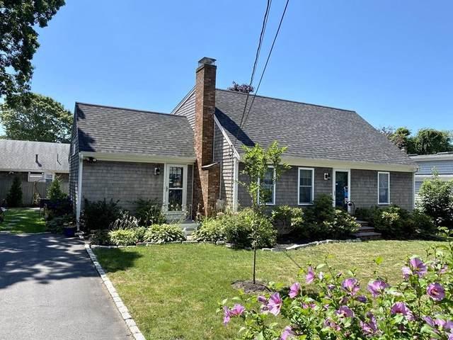 9 Oak Street, Falmouth, MA 02536 (MLS #72703938) :: Berkshire Hathaway HomeServices Warren Residential