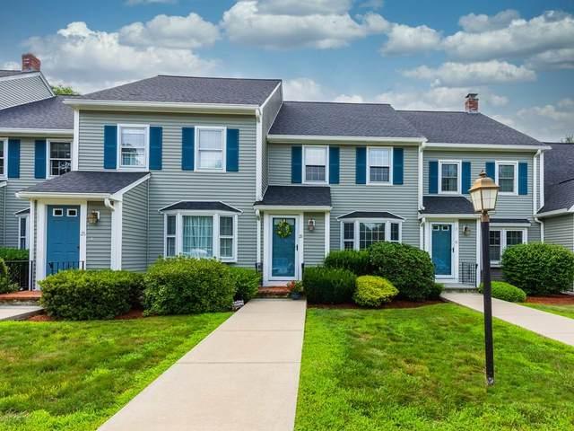 28 Daniel Drive #28, Easton, MA 02356 (MLS #72703961) :: Berkshire Hathaway HomeServices Warren Residential