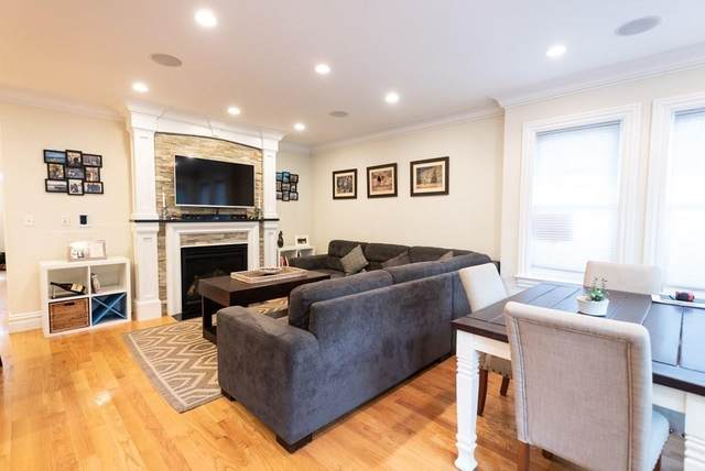 10 Linley Terrace #1, Boston, MA 02127 (MLS #72703973) :: Berkshire Hathaway HomeServices Warren Residential