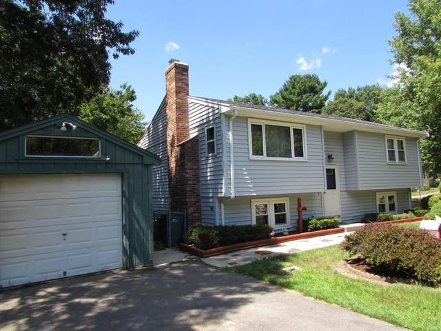 33 Sargent Circle, Attleboro, MA 02703 (MLS #72703975) :: Berkshire Hathaway HomeServices Warren Residential
