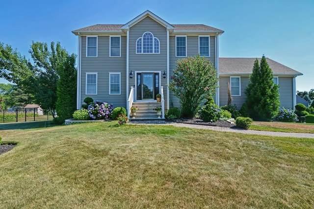 81 Cortland Ct, Swansea, MA 02777 (MLS #72703978) :: Berkshire Hathaway HomeServices Warren Residential