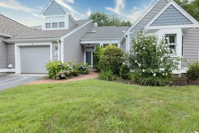 2 Hidden Bay Drive #2, Dartmouth, MA 02748 (MLS #72703980) :: Berkshire Hathaway HomeServices Warren Residential