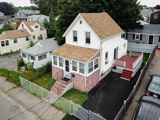 122 Charles, Quincy, MA 02169 (MLS #72703982) :: Westcott Properties