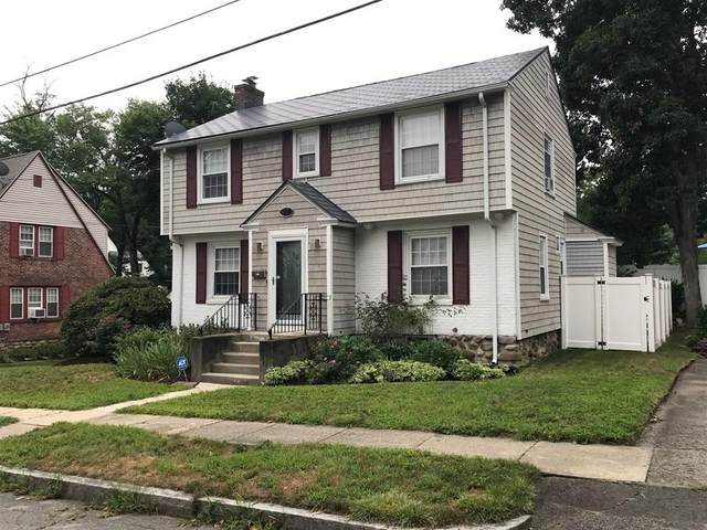 22 Marwood Rd, Worcester, MA 01602 (MLS #72704061) :: The Seyboth Team