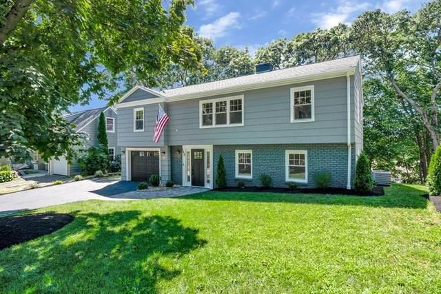 144 Cochrane St, Melrose, MA 02176 (MLS #72704104) :: The Duffy Home Selling Team
