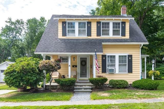 60 W Greenwood St, Amesbury, MA 01913 (MLS #72704207) :: Berkshire Hathaway HomeServices Warren Residential