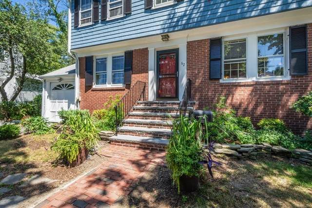 62 Theodore Rd., Newton, MA 02459 (MLS #72704414) :: The Gillach Group