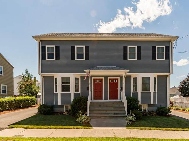 17 Madison Ave. #17, Watertown, MA 02172 (MLS #72704431) :: Conway Cityside
