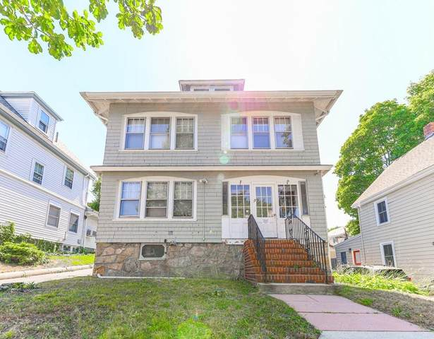 19 Rexhame, Boston, MA 02131 (MLS #72704478) :: EXIT Cape Realty
