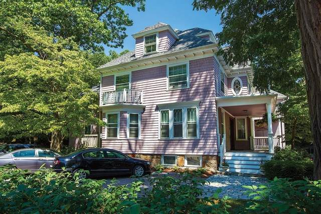 140 Kilsyth Rd #4, Boston, MA 02135 (MLS #72704494) :: The Seyboth Team
