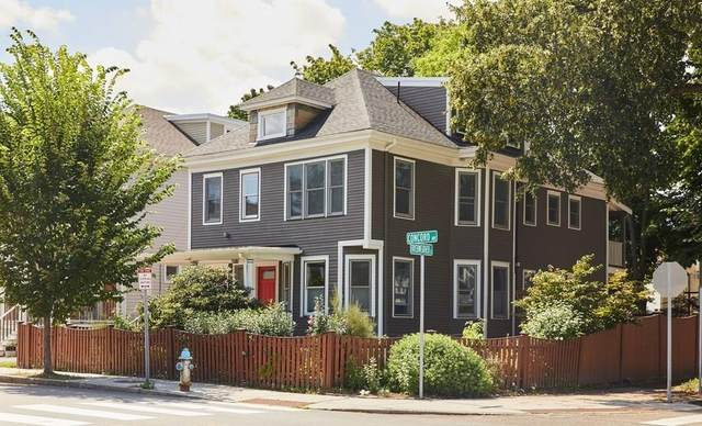 338 Concord Ave #2, Cambridge, MA 02138 (MLS #72704502) :: DNA Realty Group