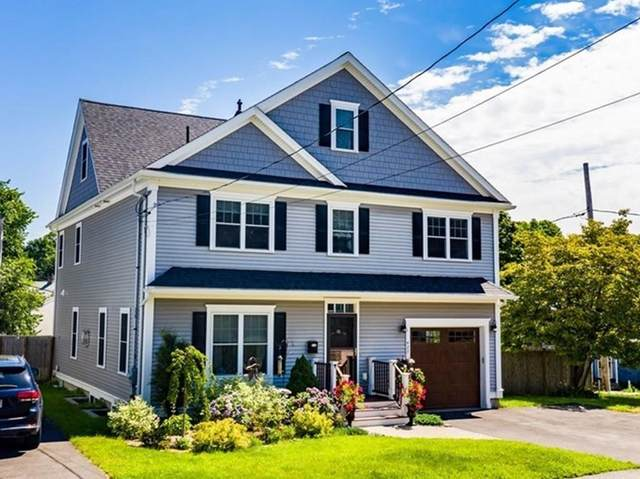 427 Lincoln St, Waltham, MA 02451 (MLS #72704525) :: Trust Realty One